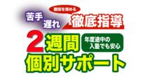 【バナー】2週間個別サポートver.4